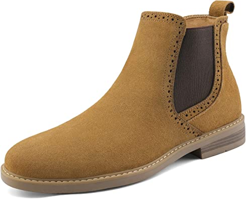 Bruno Marc Botines Chelsea para Hombre: Amazon.es: Zapatos y ...