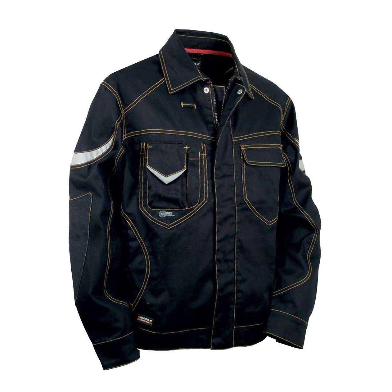 Cofra V063/ /0-05.z56/chaquetapared tama/ño en negro//negro 56