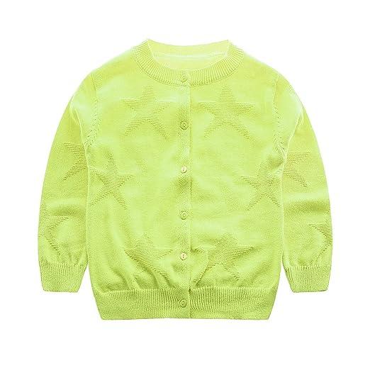 Amazoncom Jangannsa Baby Boys Sweater Kids Cotton Knitted Cardigan