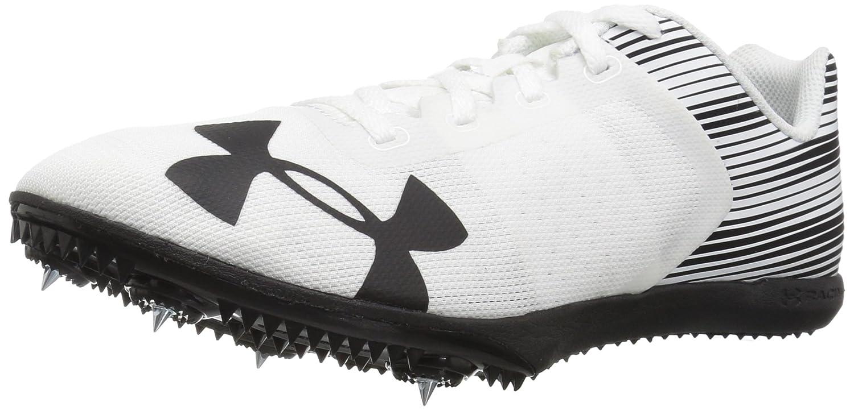 e381cd07633b Amazon.com | Under Armour Men's Kick Distance Spike Sneaker | Trail Running
