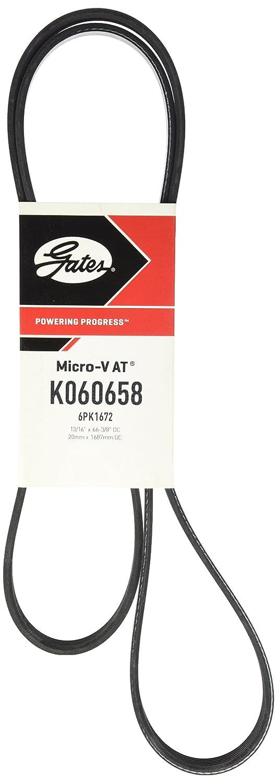 Gates K060658 Multi V-Groove Belt
