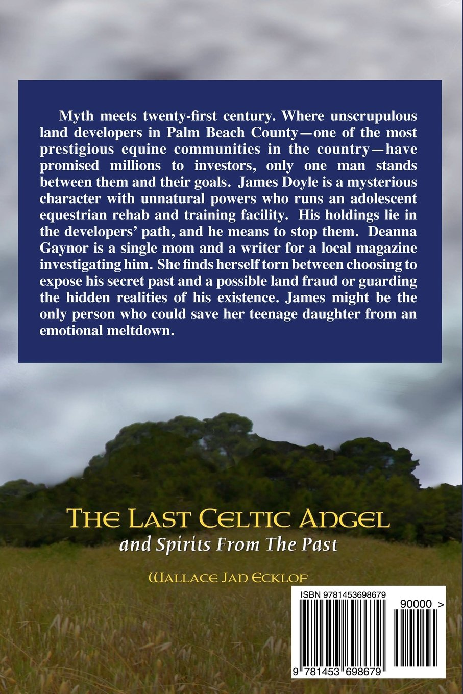 The Last Celtic Angel And Spirits From The Past Wallace Jan Ecklof
