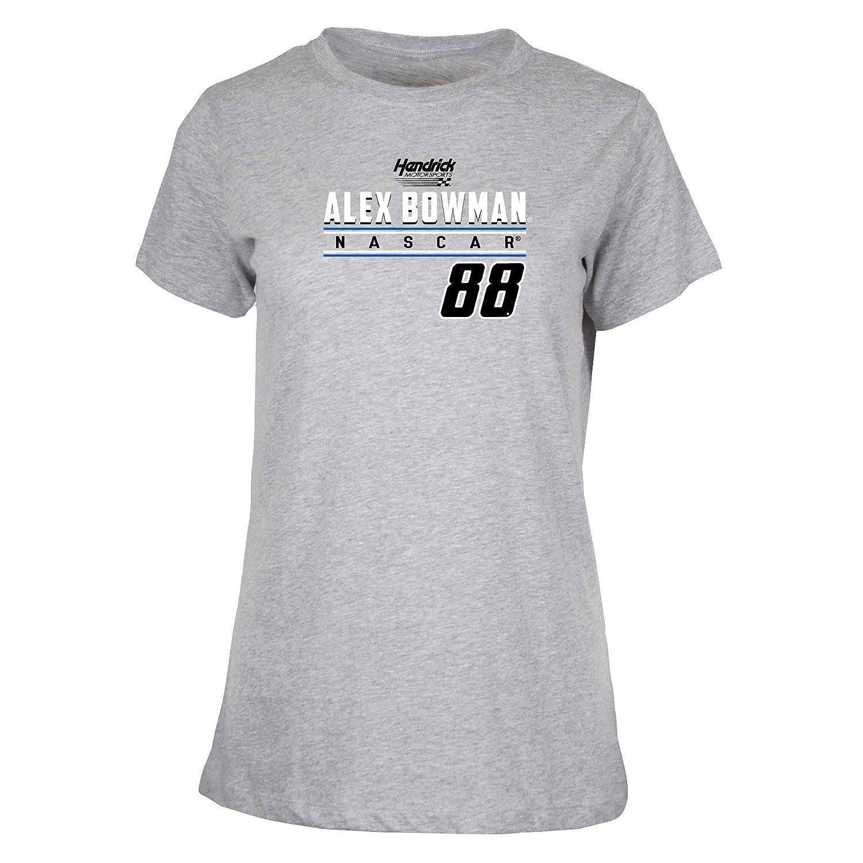 Medium NASCAR Hendrick Motorsports Alex Bowman Womens W Ouray S//S TW Ouray S//S T Premium Heather