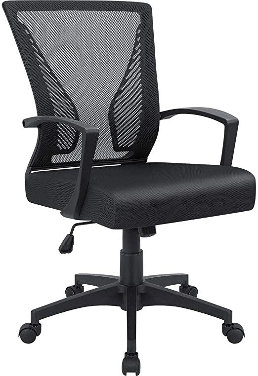 Furmax Office Mid Back Swivel - Excellent Mid-back Office Chair