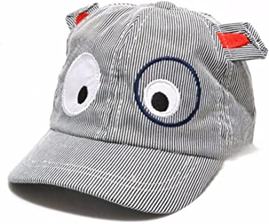 Cotton Cat Ears Infant Baby Summer Baseball Cap Cartoon Sun Hat Sun Visor Cap