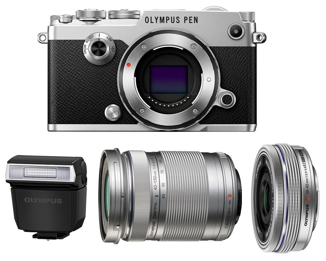Olympus Digital Camera 5 Amazon.com : Olympus Pen-f Mirrorless Micro Four Thirds Digital Camera With  Olympus M.zuiko Digital Ed 14-42mm F-3.5-5.6 Ez U0026 40-150mm F-4.0-5.6 R  Lenses ...