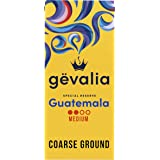 Gevalia Special Reserve Guatemala Single Origin Medium Roast Coarse Ground Coffee (10 oz Bag)