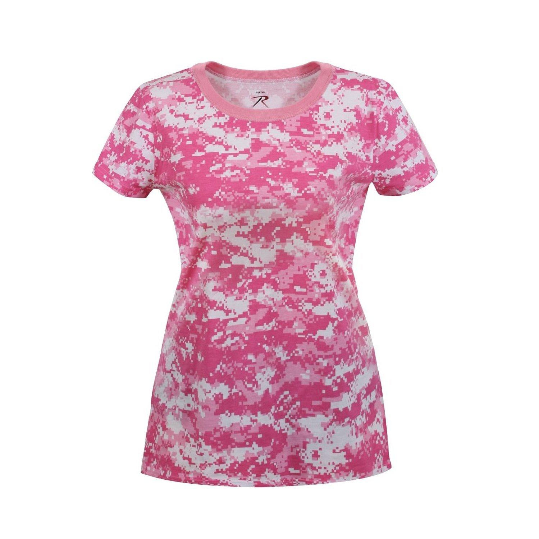 Amazon.com: Rothco Women's Longer T-Shirt: Sports & Outdoors