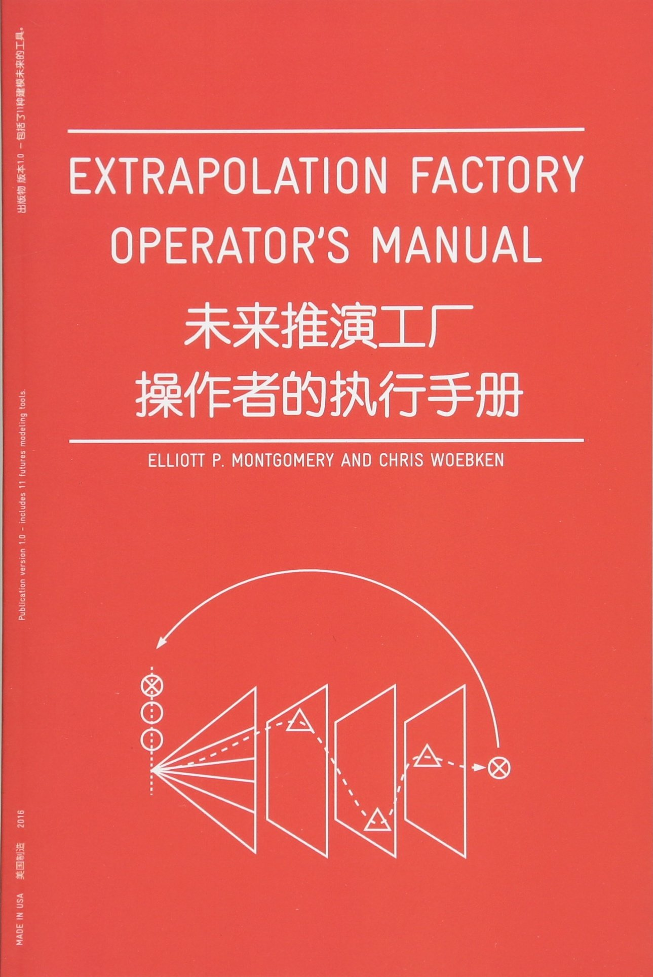 Extrapolation Factory   Operator's Manual  Publication Version 1.0   Includes 11 Futures Modeling Tools