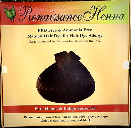 Dermatólogo Recomienda Natural Tinte Cabello : Jumbo 7.6cm 1 tinte cabello Kit para Rojo tinte cabello, Marrón tinte cabello, y Negro tinte cabello, ...