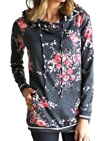 Famulily Women's Floral Printed Casual Long...