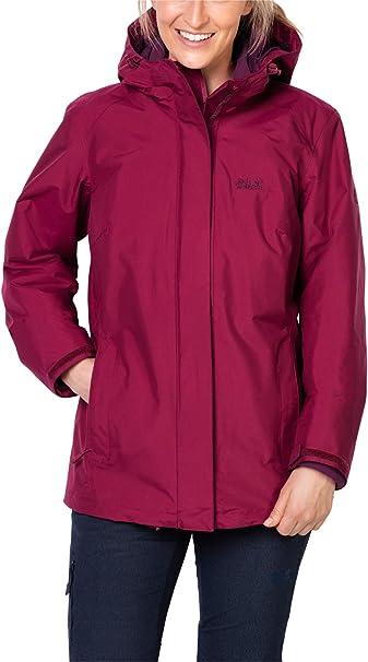 jack wolfskin iceland 3 in 1 jacket damen
