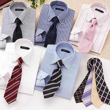ネクタイとシャツの組み合わせ