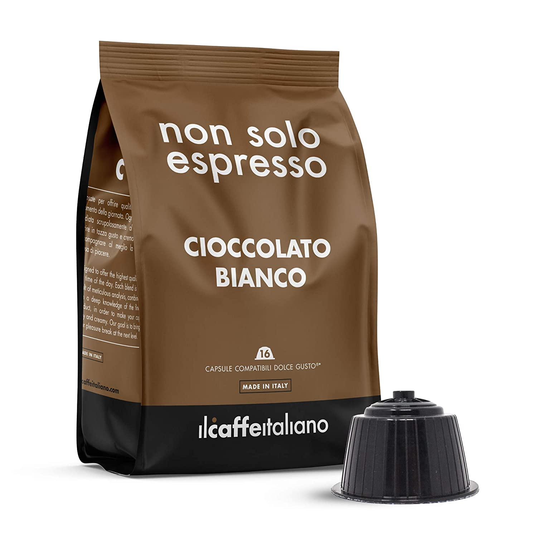FRHOME - 48 Cápsulas compatibles Nescafé Dolce Gusto - Chocolate ...