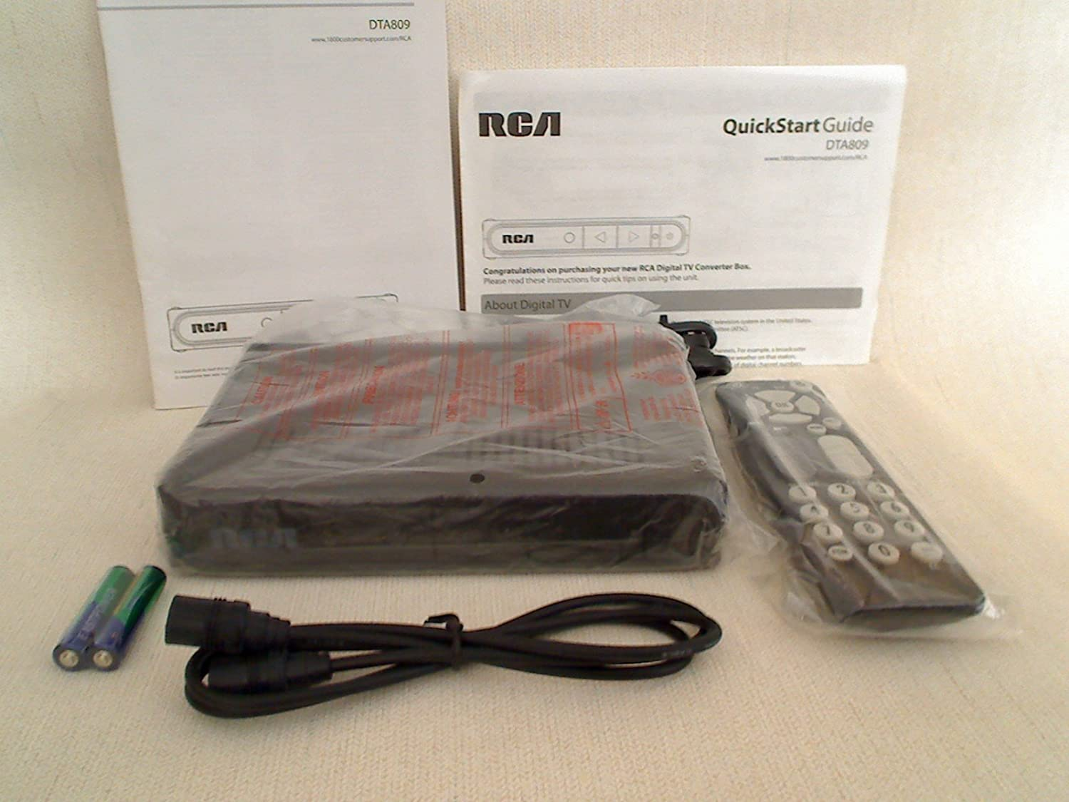 rca dta809 manual car owners manual u2022 rh karenhanover co RCA TV Converter Box Manual RCA Converter Box Manual PDF