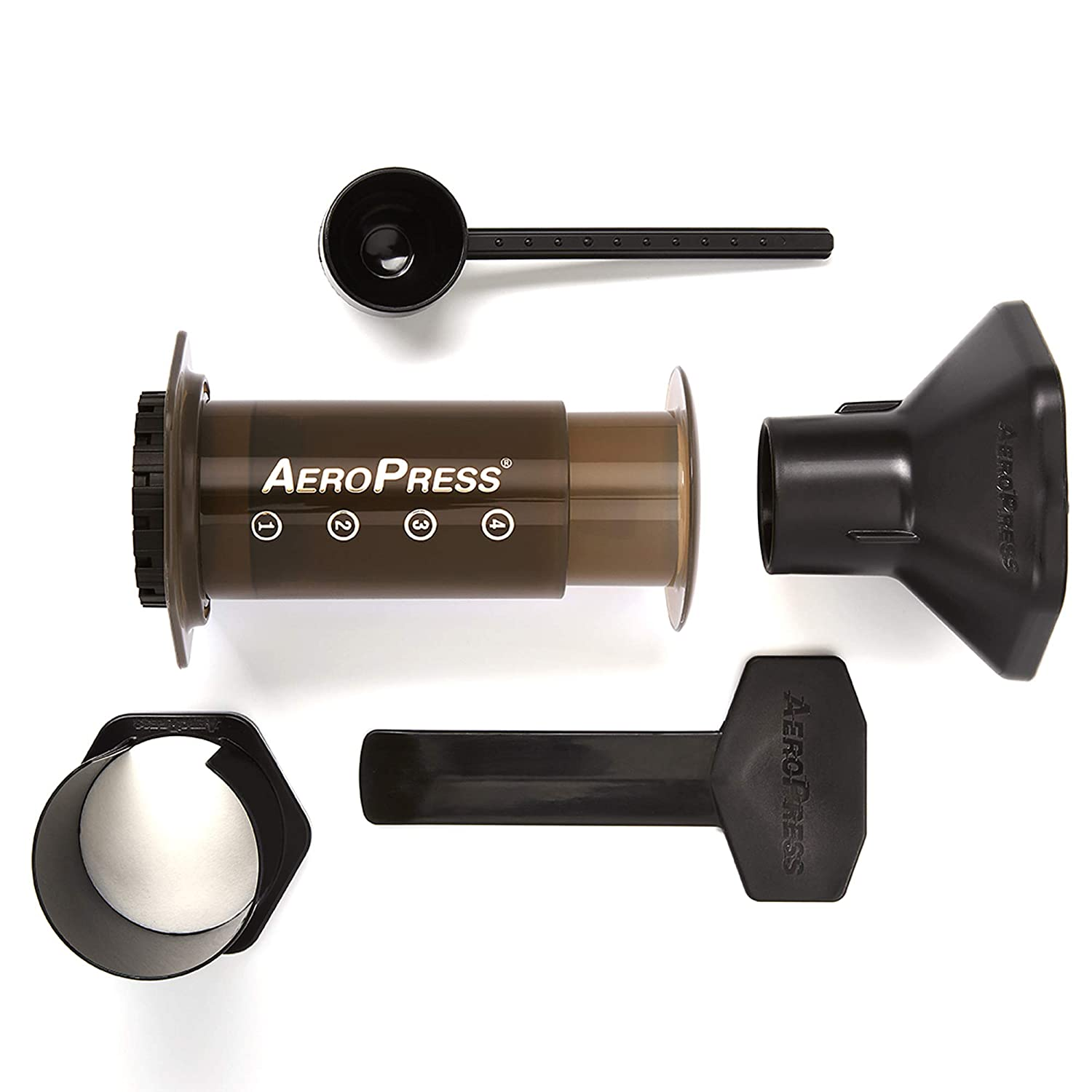 Amazon.com: AeroPress Coffee and Espresso Maker, AeroPress ...