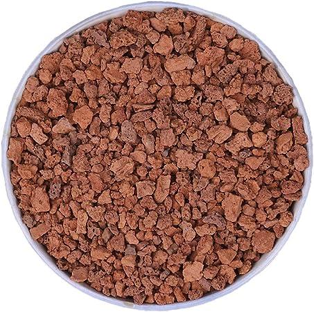 JWShang - Filtro de Roca volcánica para decoración de jardinería, Maceta, Piedra, Acuario, Parte Inferior, 1000 g: Amazon.es: Hogar