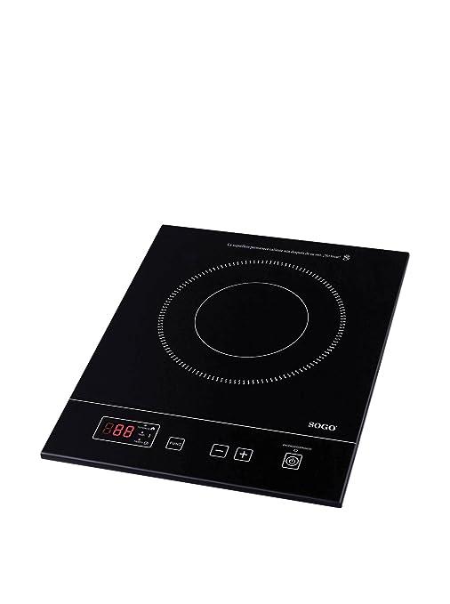 Sogo Cocina Inducción de 1 fuego 2000W