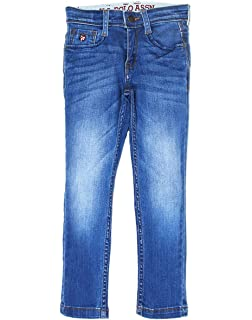 c364fb4d68c0d US Polo Association Boys  Jeans  Amazon.in  Clothing   Accessories