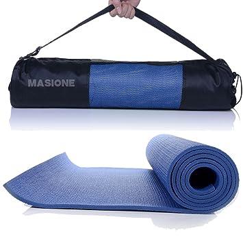 Masione Esterilla para NBR – Esterilla de Fitness Turn Suelo Esterilla para  Yoga Pilates Deporte Fitness 8f56253a5dbd3