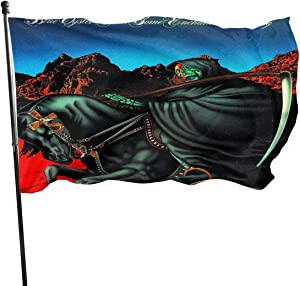 Blue Oyster Cult Some Enchanted Evening Garden Flag Decorative Flag Home House Yard Outdoors Welcome Flag 3x5 Ft
