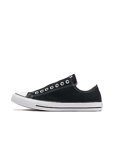 Details zu Converse Chucks All Star CTAS Slip On 164300C Schwarz Neu Damen Herren Sneaker