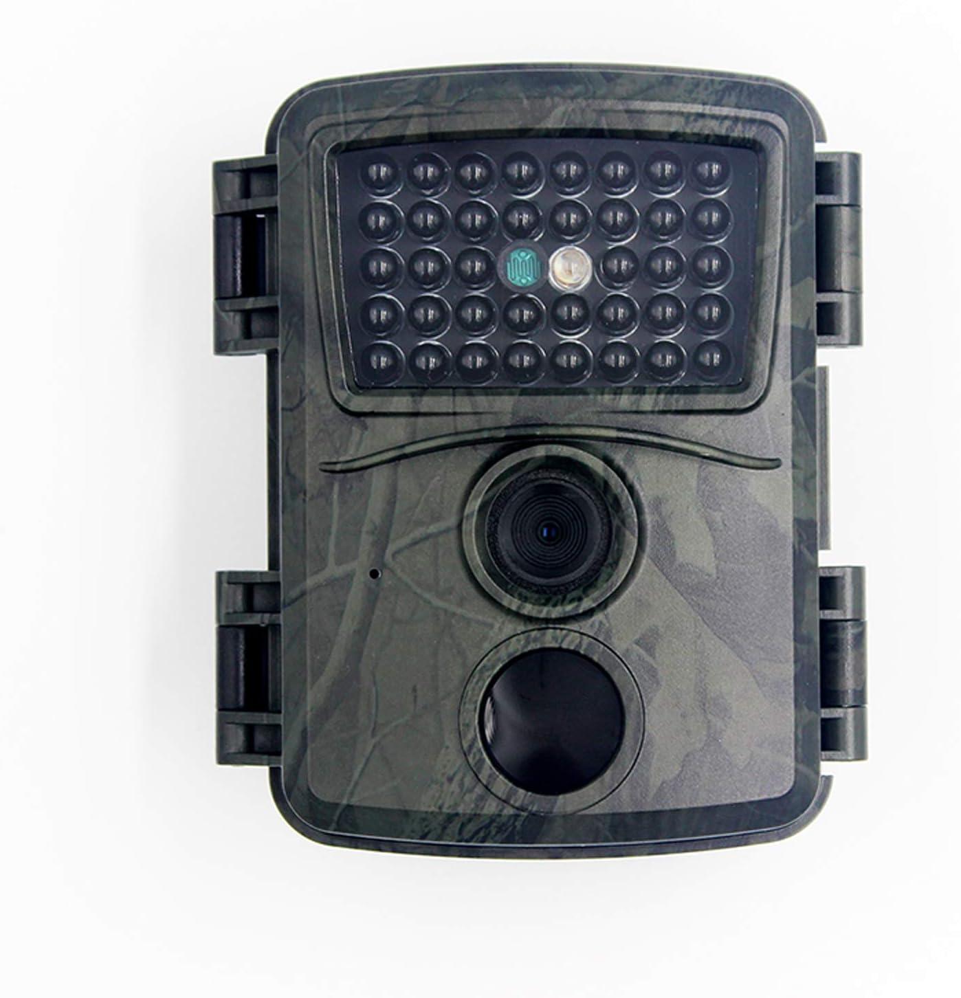HIAO C9 Trail Camera,Hunting Camera with 38pcs IR LED, Wildlife Camera Monitoring ,1080P Infrared Night Vision Hunting Camera for Wildlife Monitoring, Garden, Home Security (1080P)