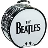 The Beatles Black and White Shaped Tin Tote 72170