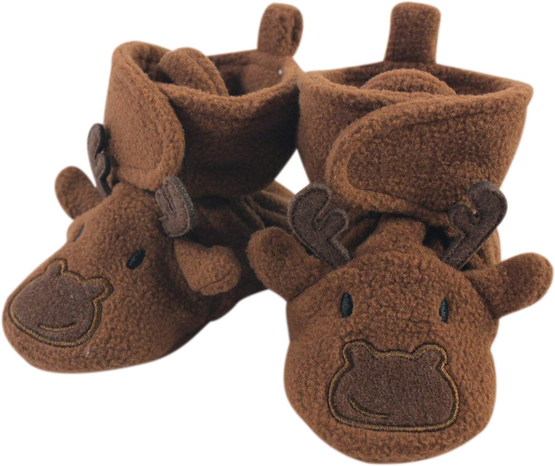 Hudson Baby Baby Cozy Fleece Booties