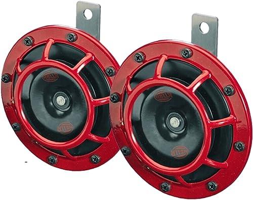 HELLA 003399803 Supertone 12V High Tone / Low Tone Twin Horn Kit