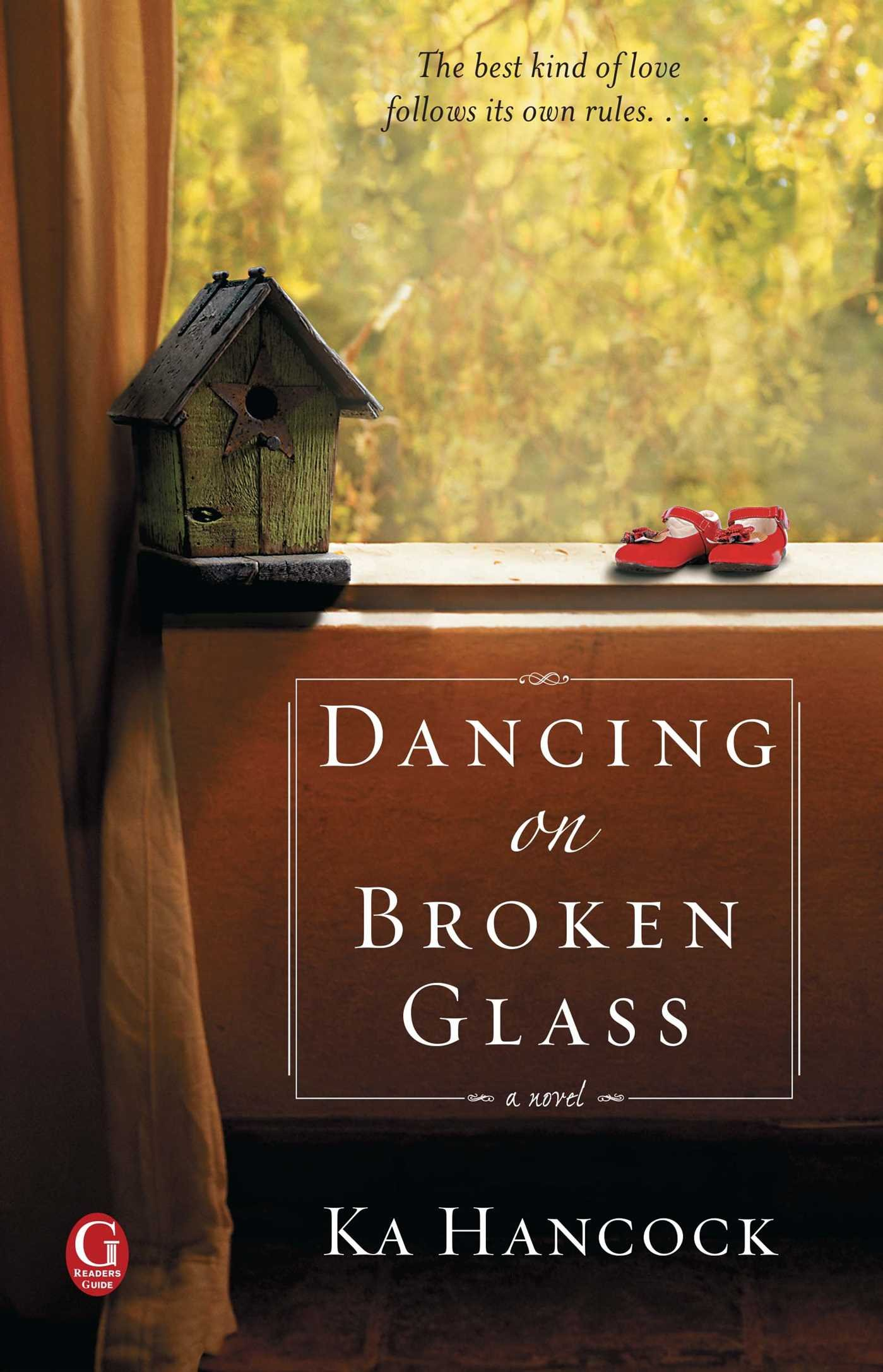 Dancing Broken Glass Ka Hancock product image