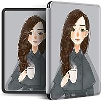 zzzddd Etui do Kindle 2019 10Th generacji/2018 Paperwhite 4, ilustracja pary ultracienki magnetyczny inteligentny miękki…