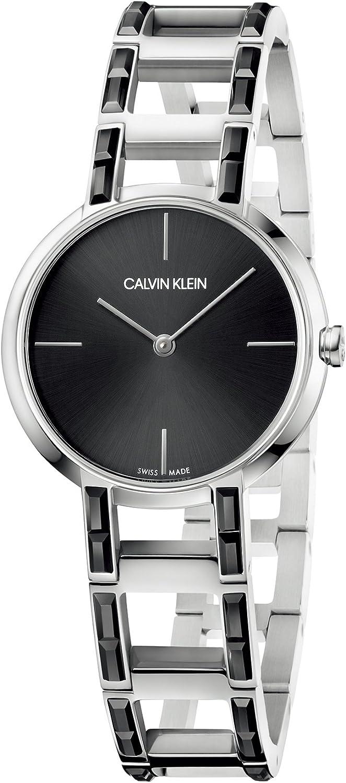 Calvin Klein Cheers K8NX3UB1 Reloj de Pulsera para Mujeres