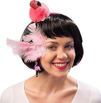 Orlob Fasching Haarreif Flamingo Plusch Amazon De Spielzeug