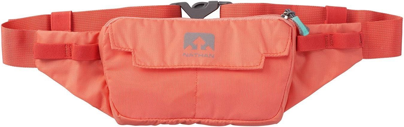 Lightweight Training Pack with Stretch Pocket Nathan NS4912 Marathon Running Belt