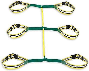 walkodile Safety Web - 6 Niños, Cuerda para Niños, Cuerda De ...