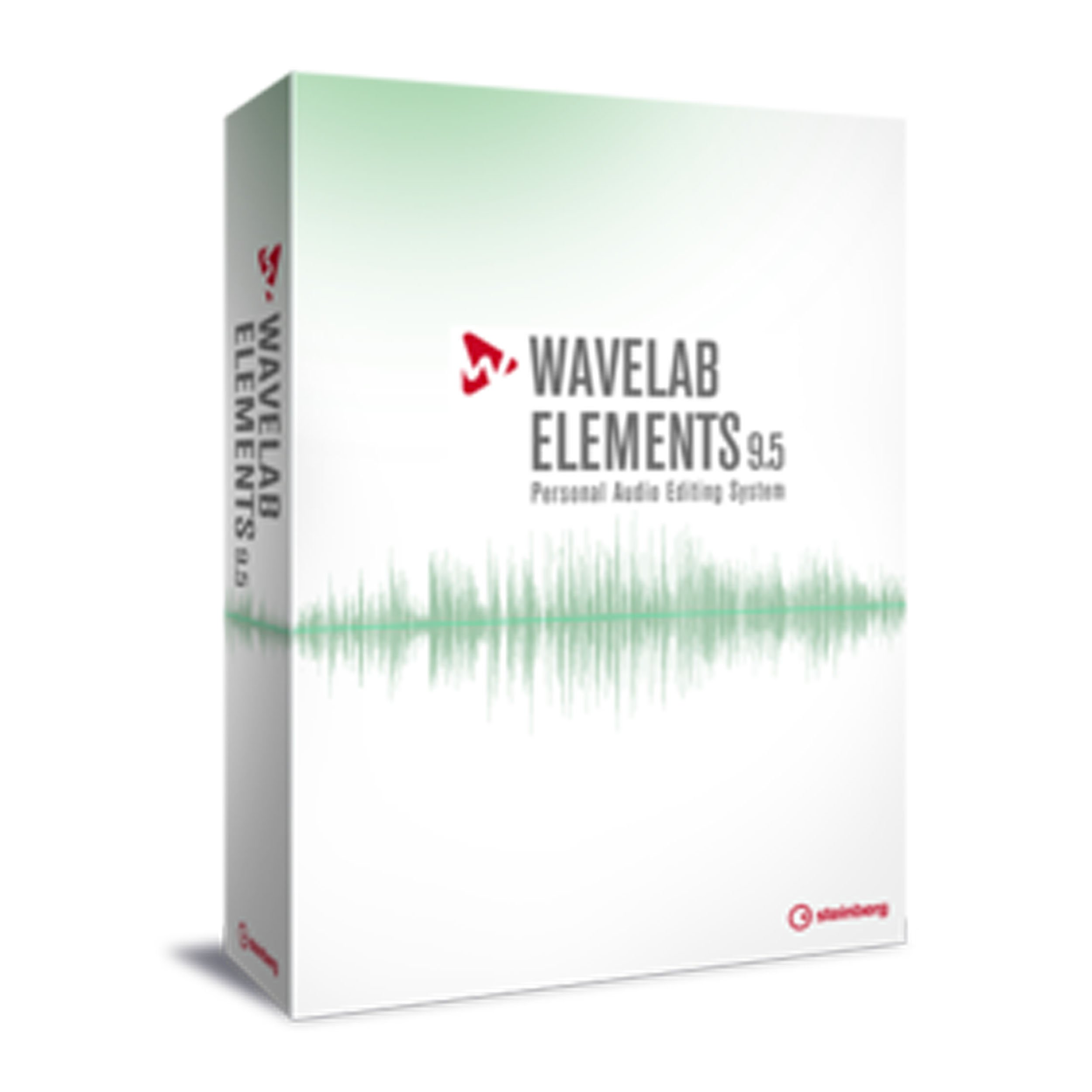 Steinberg Wavelab Elements 9.5 Personal Audio Editing System