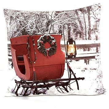 Amazon.com: HISC, Inc. Almohada de Navidad Ultimate ...