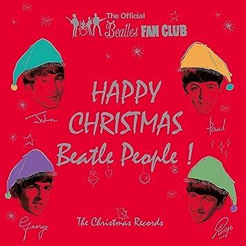 Afbeeldingsresultaat voor Beatles-7-Christmas Records -Coloured-