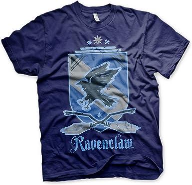 HARRY POTTER Oficialmente Licenciado Ravenclaw Camiseta para ...