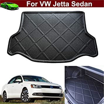 TAILORED RUBBER BOOT LINER MAT TRAY Toyota Corolla Saloon since 2013