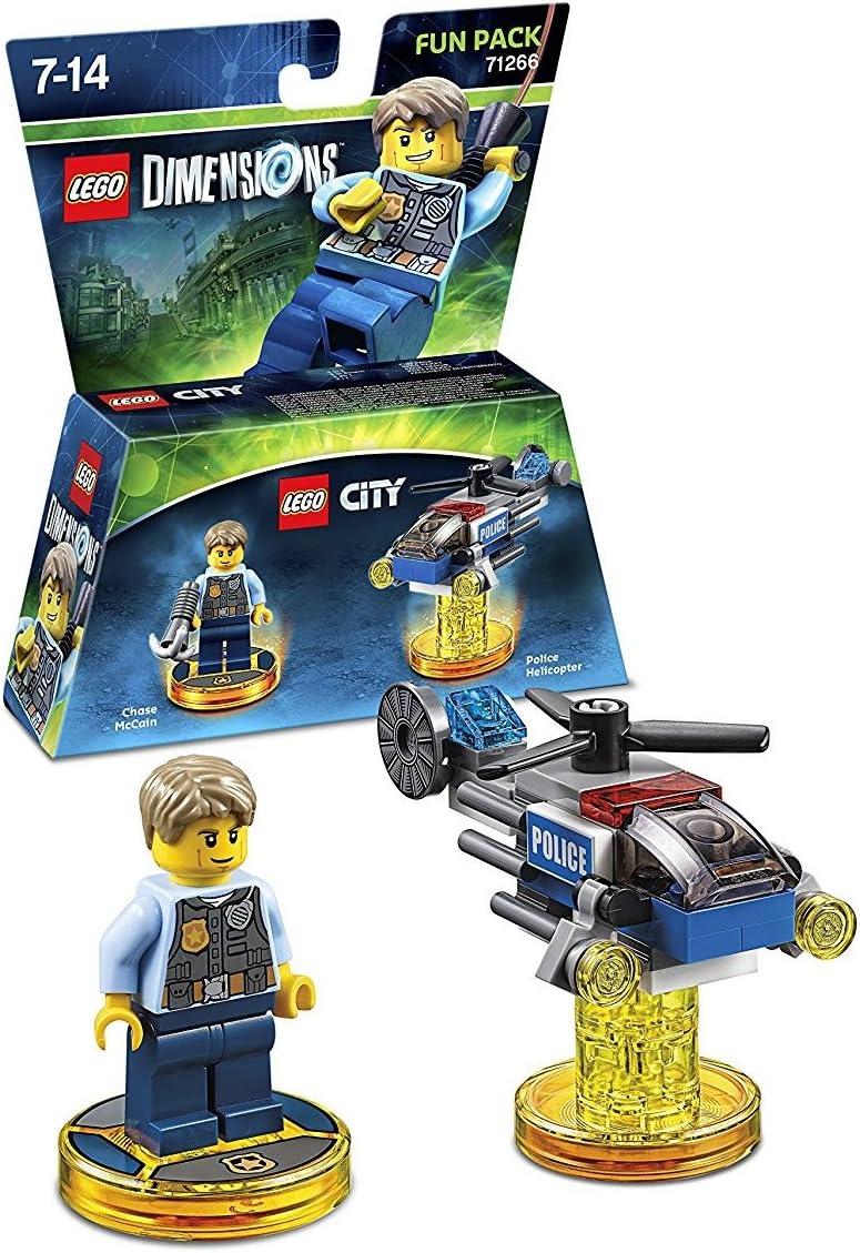 Warner Bros Interactive Spain Lego City (Fun Pack): Amazon.es ...
