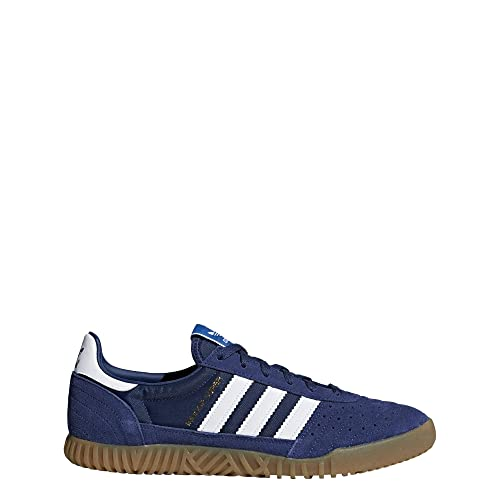 new images of various design many fashionable Adidas Herren Indoor Super Sneaker