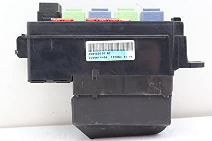 amazon com 04 08 mini cooper 6114 6906614 04 fusebox fuse box relay rh amazon com 2010 Mini Cooper Fuse Diagram Mini Cooper Fuse Symbols Key