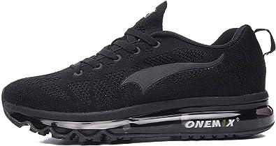 ONEMIX Hombre Air Running Zapatillas Deportivas Transpirables Zapatillas Deportivas: Amazon.es: Zapatos y complementos