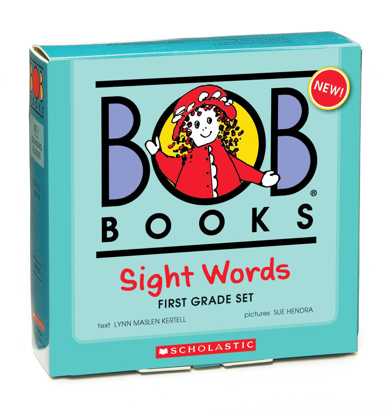 Buy Bob Books Sight Words First Grade Set Book Online At Low Prices