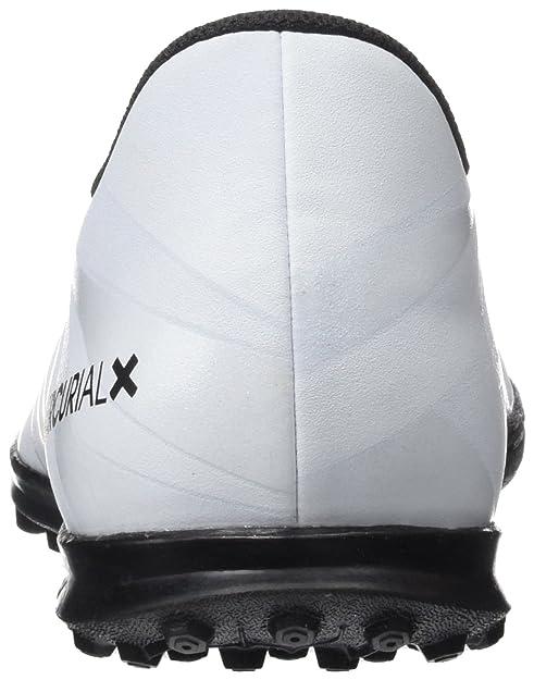 uk availability 2d323 cf3de Nike Mercurialx Vortex III Cr7 Tf, Scarpe da Calcio Uomo  Amazon.it  Scarpe  e borse