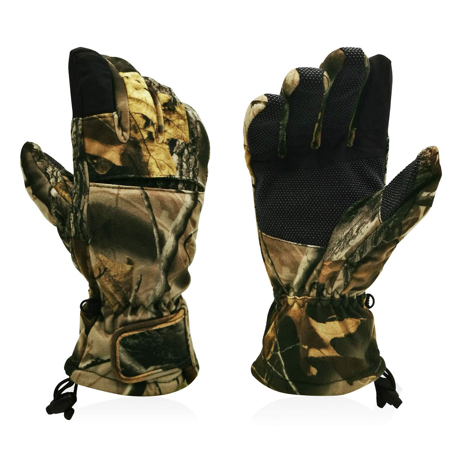 Intra-FIT Stretch-Fit Warm Hunting Gloves