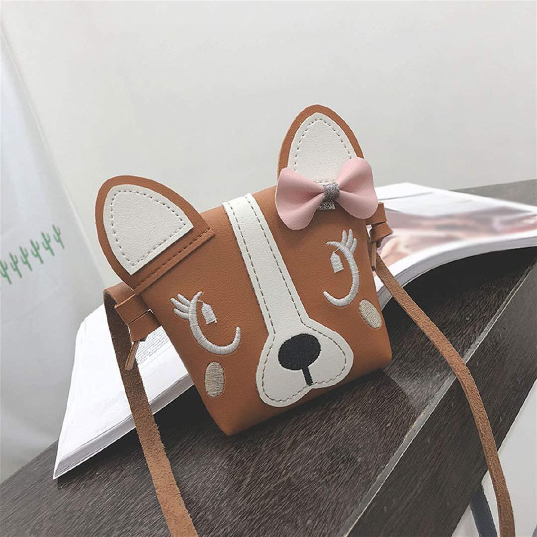 Zilosconcy Bolso Bandolera de Cuero Artificial de Bowknot Lindo para niños Hombro Shar Pei Dog Bolso Mini la Manera Messenger Bag: Amazon.es: Ropa y ...