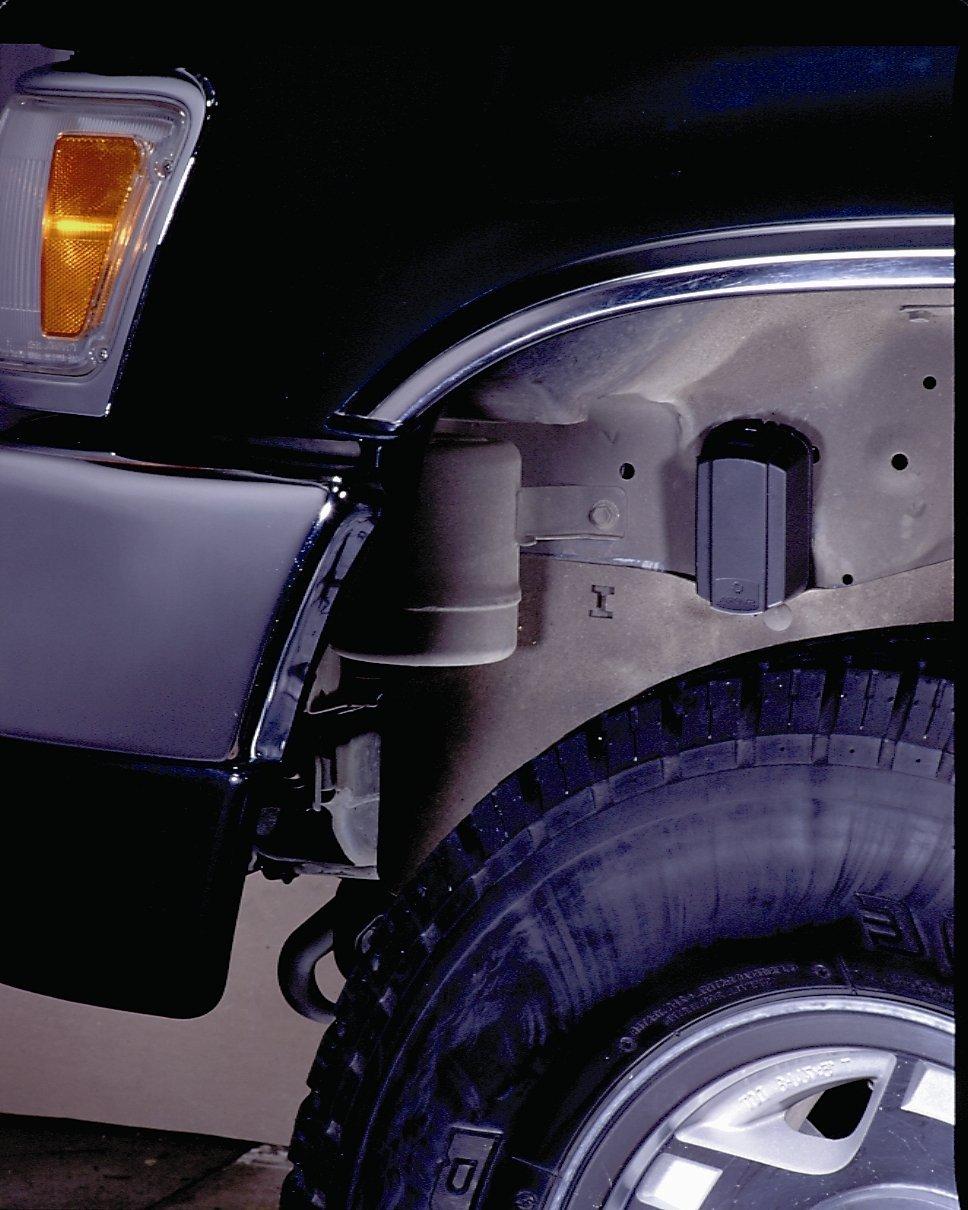 Kidde AccessPoint 001324 KeySafe Auto Permanent with Cover Titanium Gray
